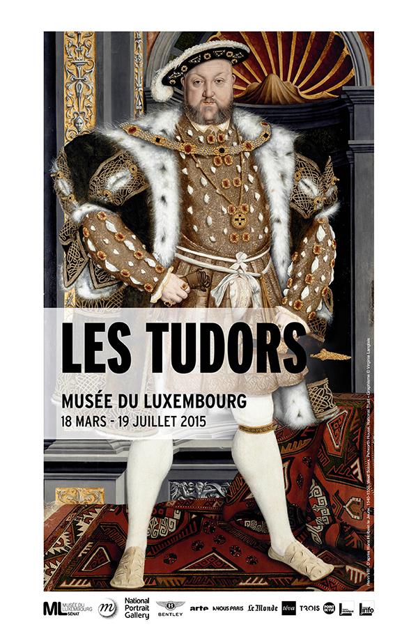 """Exposition """"Les Tudors"""" - du 18 mars au 19 juillet 2015 - ©Musée du Luxembourg"""