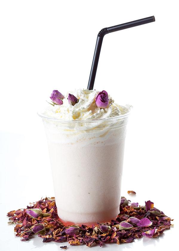 Milk-shake Flower Child ©Glazed