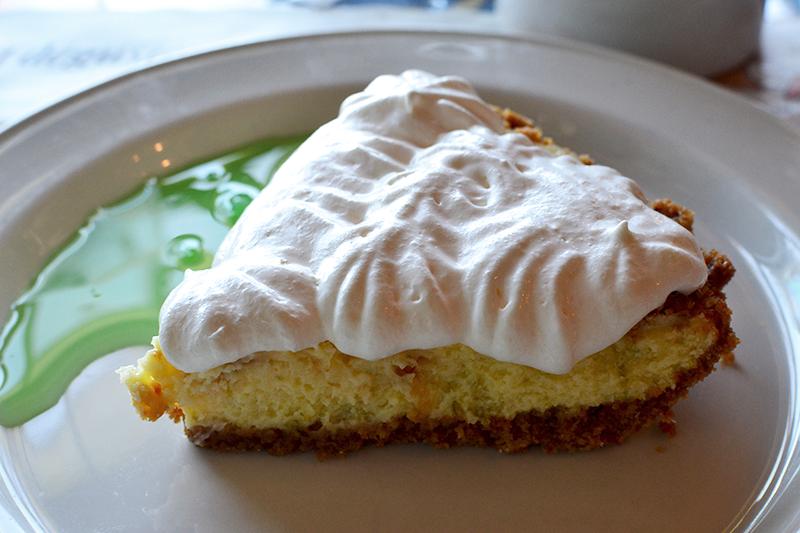 Key Lime Pie - Pâtisserie Aux Bienfaits   ©TendanceFood.com
