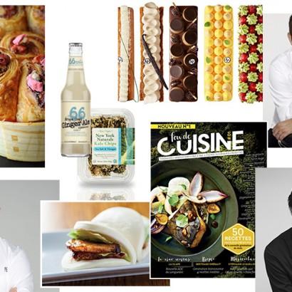 Les 10 nouveautés qui font la rentrée gastronomique 2015