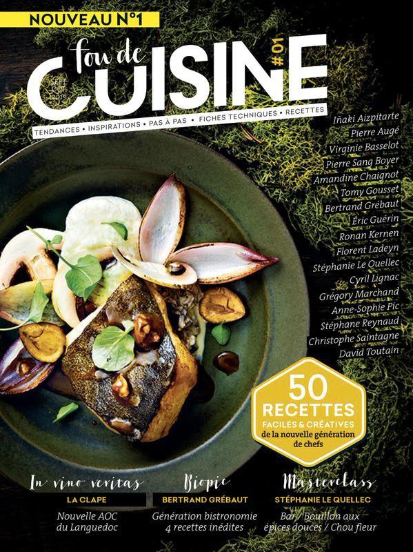 Magazine Fou de Cuisine #1