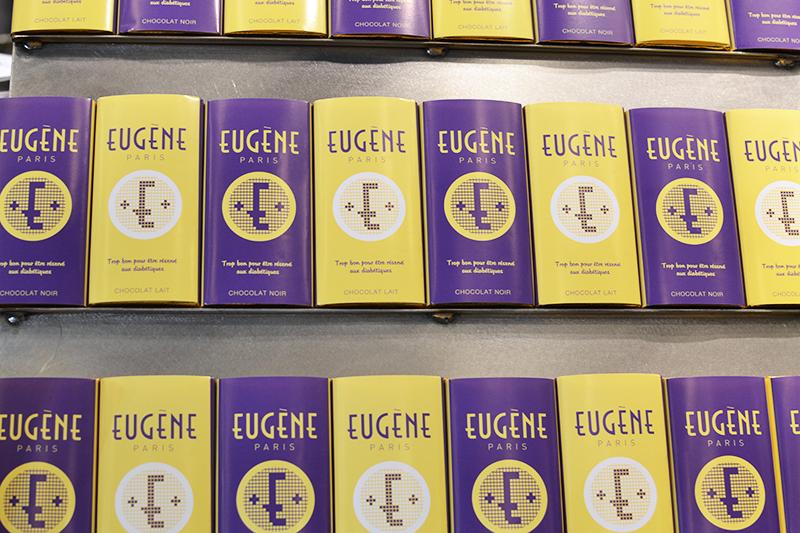 Pâtisserie Eugène - Salon du Chocolat 2015 ©TendanceFood.com