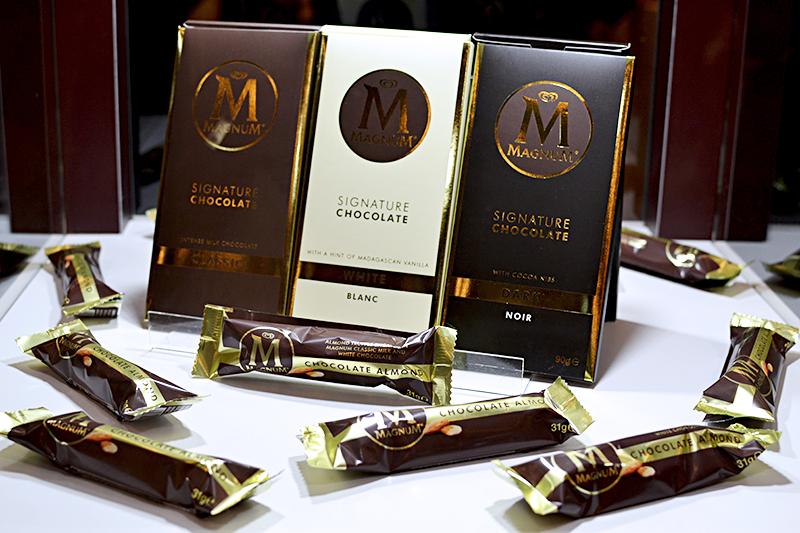 Chocolat Magnum - Salon du Chocolat 2015 ©TendanceFood.com