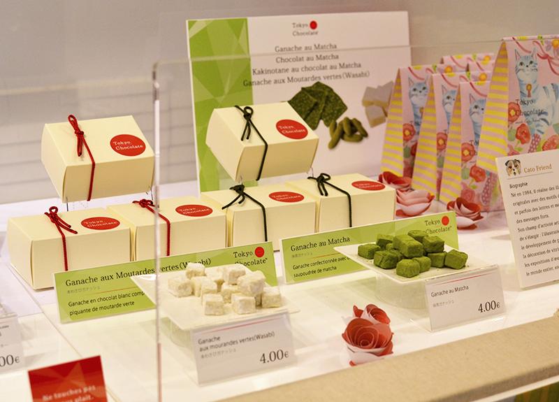 Tokyo Chocolate - Salon du Chocolat 2015 ©TendanceFood.com