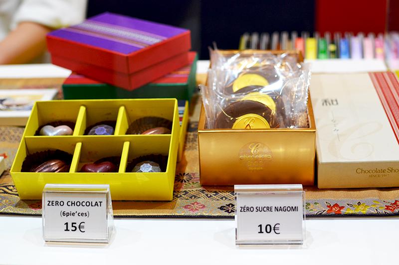 Chocolate Shop - Salon du Chocolat 2015 ©TendanceFood.com