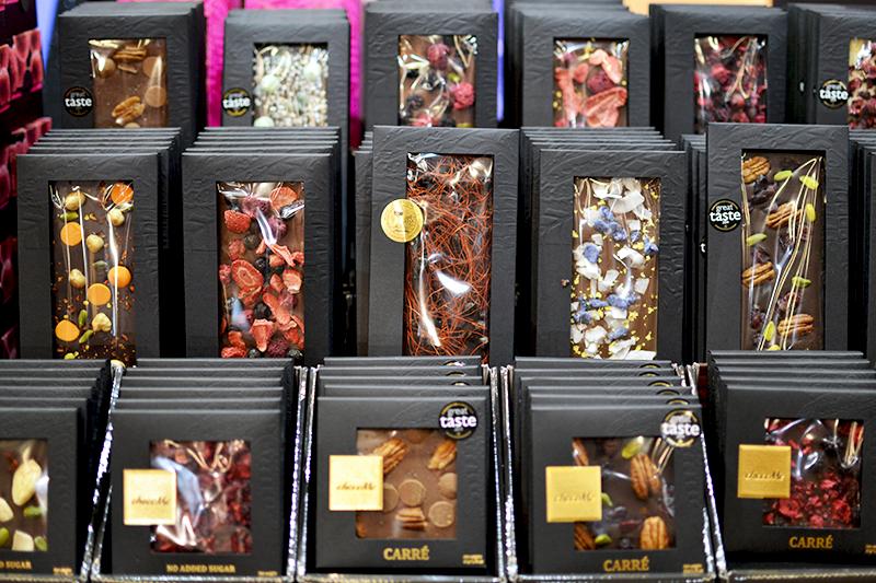 ChocoMe - Salon du Chocolat 2015 ©TendanceFood.com