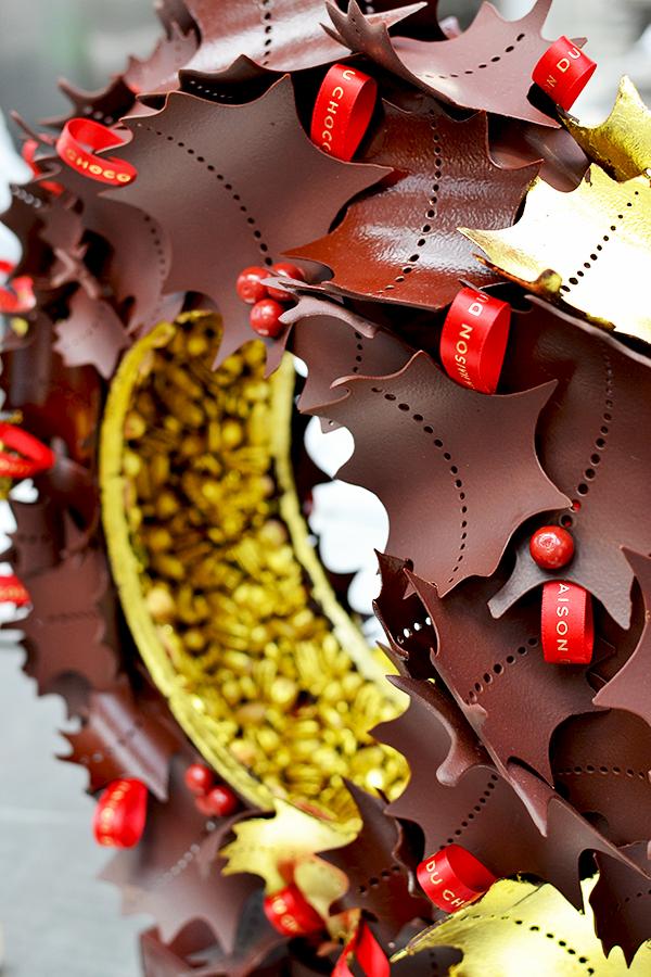 Féerie de Noël - La Maison du Chocolat © Tendance Food