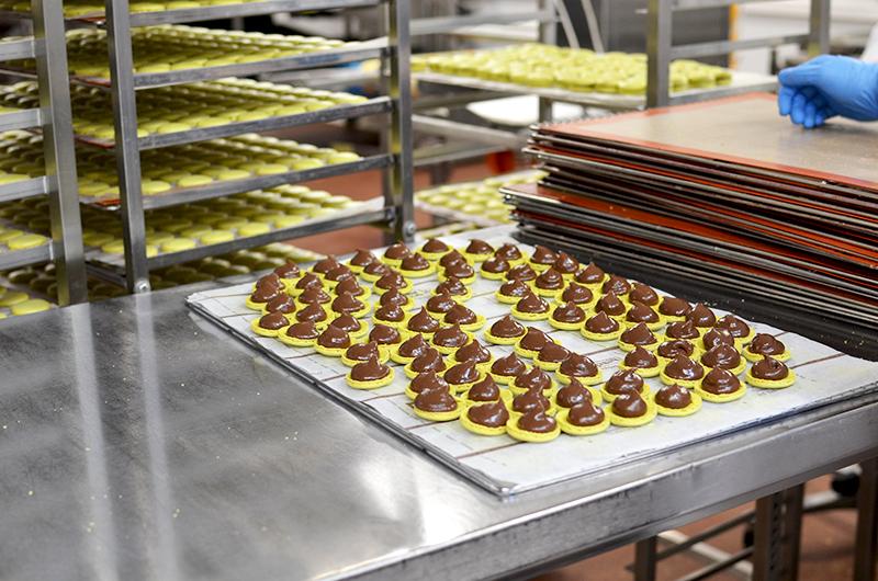 Macarons - La Maison du Chocolat © Tendance Food