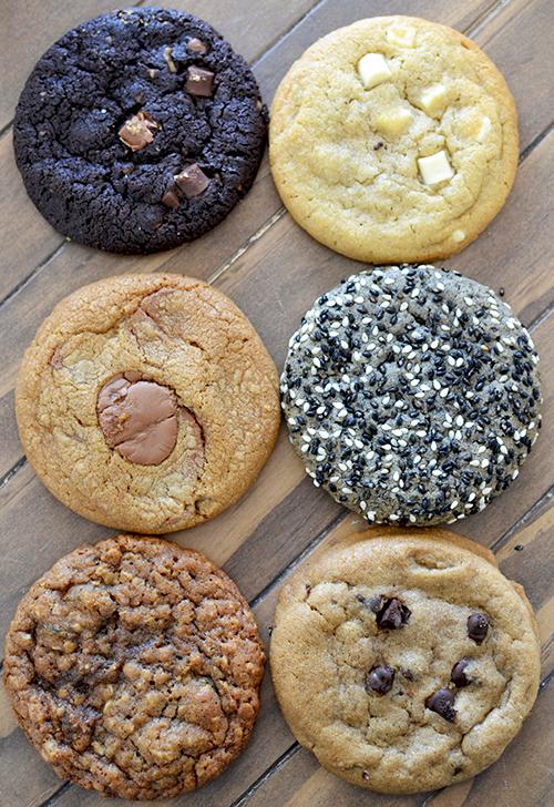 Cookies Jean Hwang Carrant ©TendanceFood