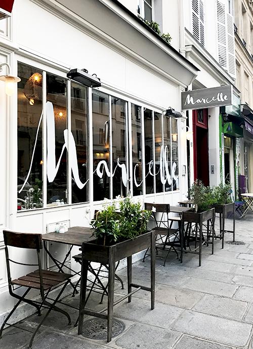 Restaurant Marcelle ©TendanceFood
